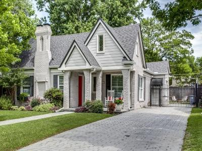 Single Family Home For Sale: 5315 Monticello Avenue