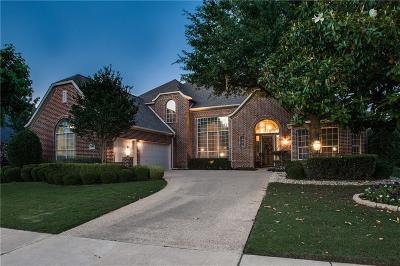 Flower Mound Single Family Home For Sale: 4404 Fairway Drive