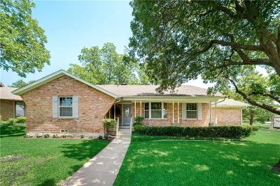 Single Family Home For Sale: 1406 Briar Hollow