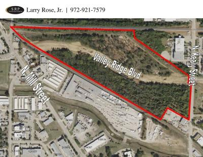 Lewisville Commercial Lots & Land For Sale: N Valley Ridge Parkway
