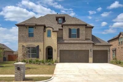 Forney Single Family Home For Sale: 1020 Mallard Drive