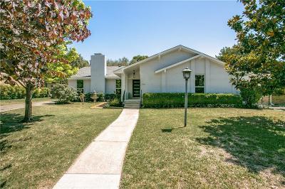 Dallas Single Family Home For Sale: 11156 Carissa Drive