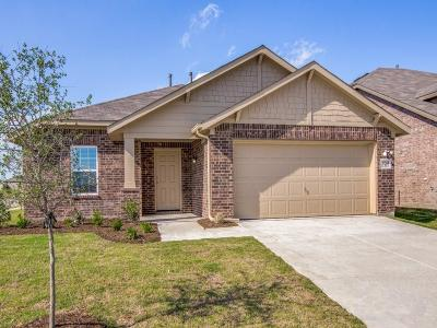 Forney Single Family Home For Sale: 9260 Hawthorn Drive