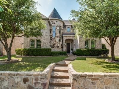 Frisco Single Family Home For Sale: 6833 Pecan Chase Lane