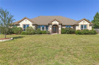 Cleburne Single Family Home For Sale: 2745 Dorothy Drive
