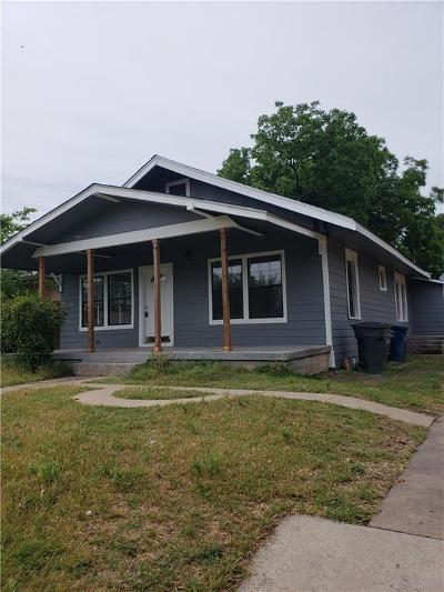 Dallas Single Family Home For Sale: 2647 W Brooklyn Avenue