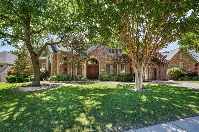 Plano Single Family Home For Sale: 6609 Indian Trail