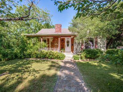 McKinney Single Family Home Active Option Contract: 308 N Morris Street