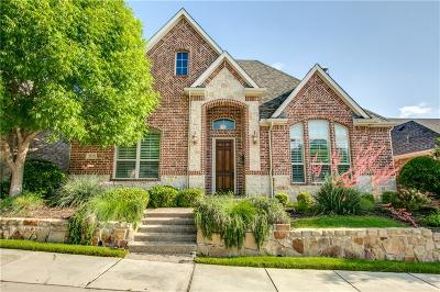 Lewisville Single Family Home Active Option Contract: 2617 Sir Wade Way