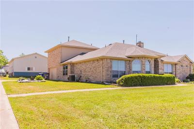 Lavon Single Family Home Active Option Contract: 605 Lake Shadow Drive