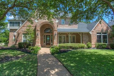 Colleyville Single Family Home Active Contingent: 200 Mill Wood Drive