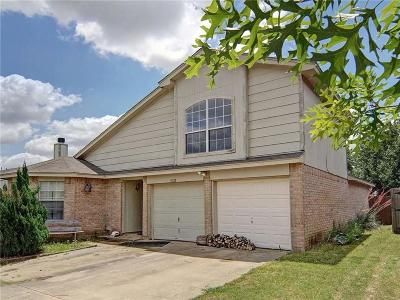 Single Family Home For Sale: 4628 Quarry Circle