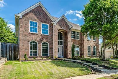 Keller Single Family Home For Sale: 909 Rolling Ridge Drive