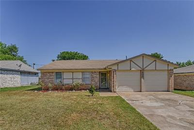 Crowley Single Family Home For Sale: 405 Tims Road