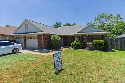 Dallas Single Family Home For Sale: 6743 Mountain Cedar Lane