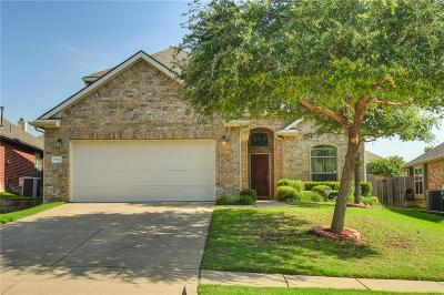 McKinney Single Family Home For Sale: 708 Hardwood Drive