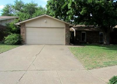 Fort Worth Single Family Home For Sale: 1232 Burmeister Road