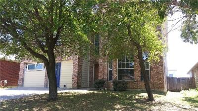 Fort Worth Single Family Home For Sale: 2521 Tar Heel Drive