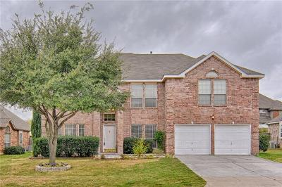 Mansfield Single Family Home For Sale: 1701 Fairfax Drive