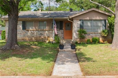 Euless Single Family Home For Sale: 610 Martha Street