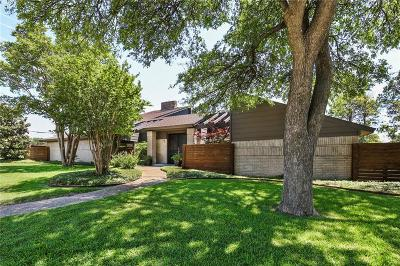 Dallas, Fort Worth Single Family Home For Sale: 7314 McKamy Boulevard