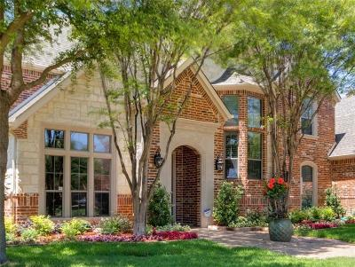 Rockwall TX Single Family Home Active Option Contract: $884,900