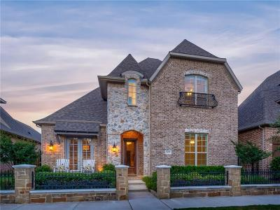 Southlake, Westlake, Trophy Club Single Family Home Active Option Contract: 1629 Riviera Lane