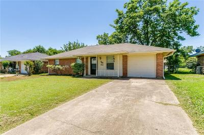 Johnson County Single Family Home For Sale: 110 Liesa Street