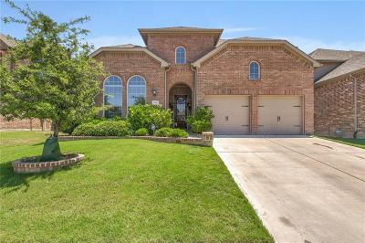 Fort Worth TX Single Family Home For Sale: $384,900