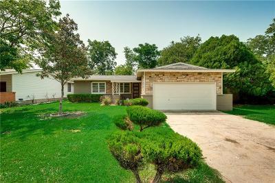 Dallas Single Family Home For Sale: 11326 Sinclair Avenue
