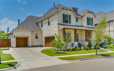 McKinney Single Family Home For Sale: 3612 Green Mountain Place