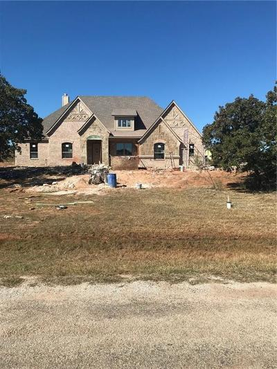 Parker County Single Family Home For Sale: 119 Oak Bend