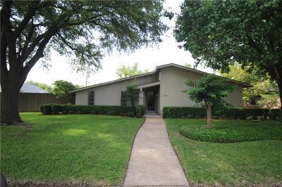Dallas Single Family Home For Sale: 6646 Leameadow Drive