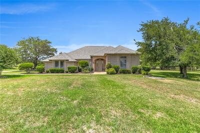 Granbury Single Family Home For Sale: 3300 Crystal Lake Drive