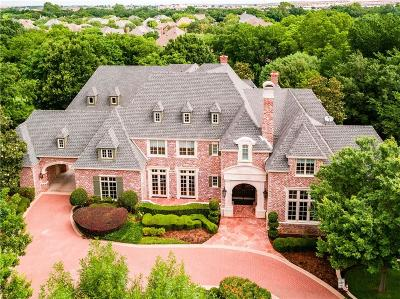 Coppell Single Family Home Active Contingent: 832 Deforest Road