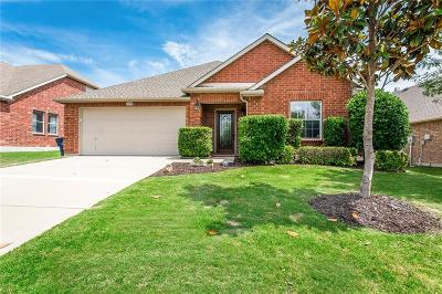 Frisco Single Family Home For Sale: 11038 Mansfield Drive