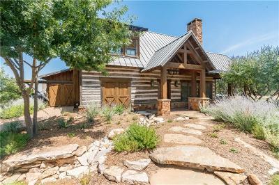 Graford Single Family Home For Sale: 1045 Grandview Drive