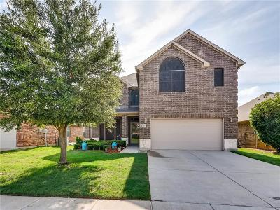Weatherford Single Family Home For Sale: 2217 Whitney Drive