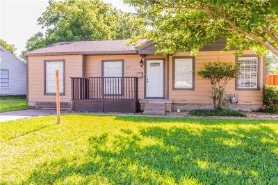 Mesquite Single Family Home For Sale: 524 Kedy Street