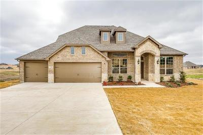 McKinney Single Family Home For Sale: 5206 Trail