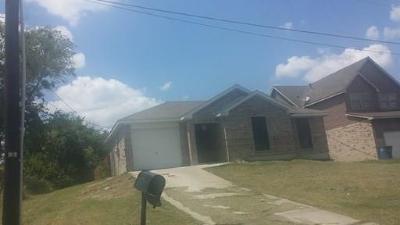 Dallas Single Family Home For Sale: 2425 Kahn Street