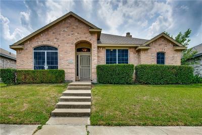 Dallas County Single Family Home For Sale: 1205 Christa Drive
