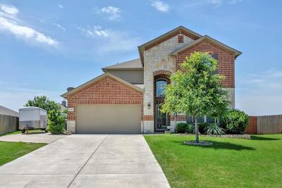 Fort Worth Single Family Home For Sale: 14401 Mainstay Way
