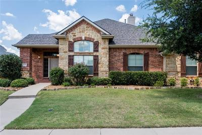 Sachse Single Family Home For Sale: 4327 Bluffview Drive