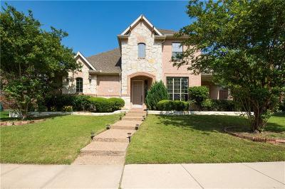 Plano Single Family Home For Sale: 8004 Winscott Drive