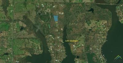 Quitman Residential Lots & Land For Sale: 00000 Cr 1452