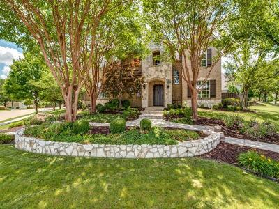 McKinney Single Family Home For Sale: 801 Lake Creek Drive