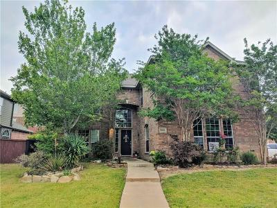 Fort Worth Single Family Home For Sale: 9000 Silsby Drive