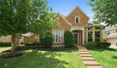 McKinney Single Family Home For Sale: 1504 Stratford Place