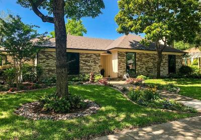 Dallas, Fort Worth Single Family Home For Sale: 6010 Blue Bay Drive